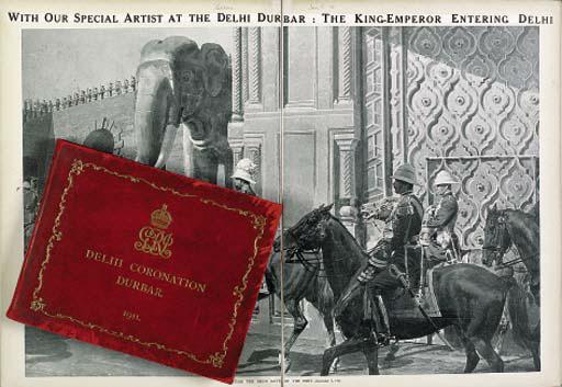 Coronation Durbar, 1911