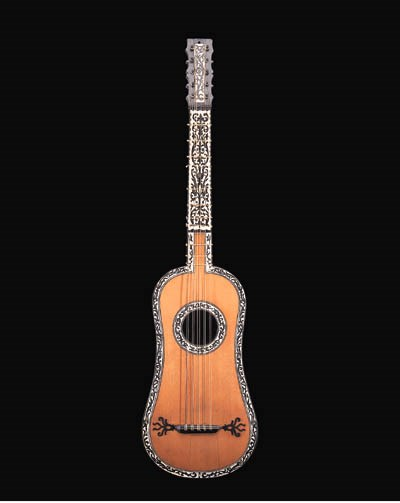 A FRENCH GUITAR