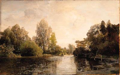 Emil Jakob Schindler (Vienna 1842 - 1892 Westerland auf Sylt)