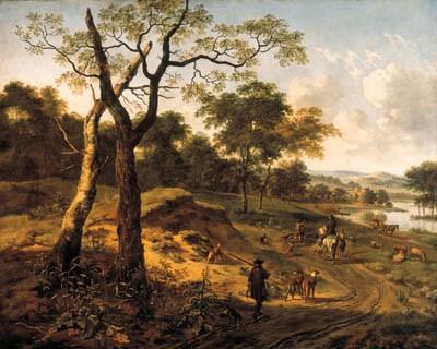 Jan Wynants (Haarlem 1631/2-16