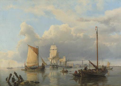 Hermanus Koekkoek (Dutch, 1815