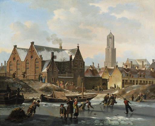 Jan Hendrik Verheijen (Dutch,