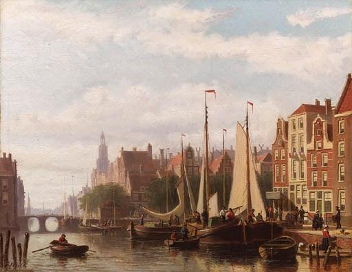 Johannes Frederik Hulk (Dutch,