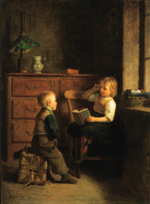 Pierre-Edouard Frre (French, 1