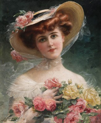 Emile Vernon (French, 19th-20t