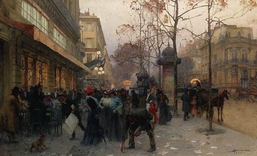 Henri-Gaston Darien (French, 1