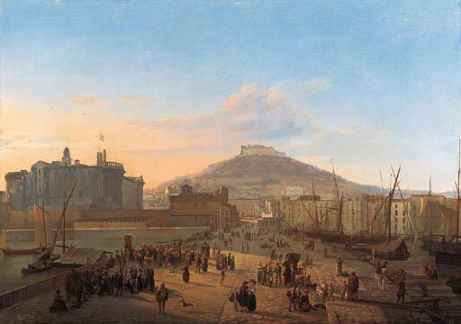 Frans Vervloet (Belgian, 1795-