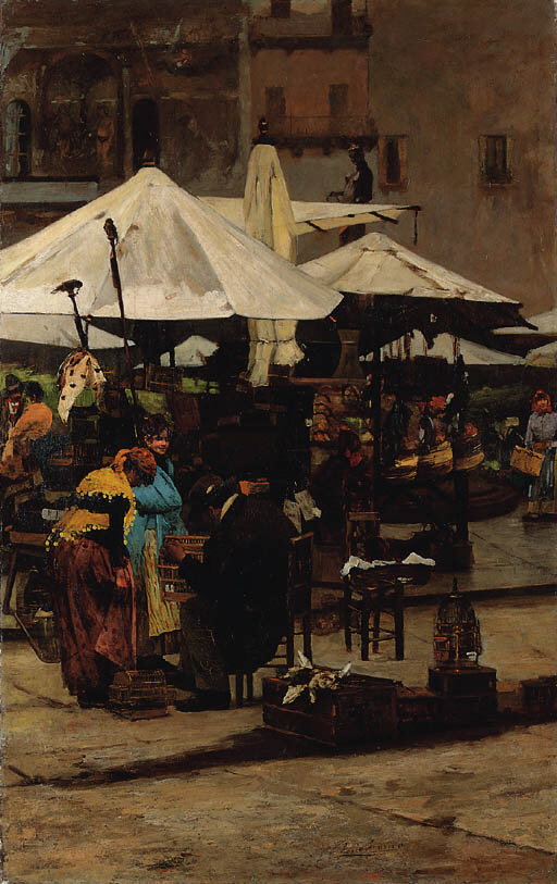 Enrico Sorio (Italian, fl. 188