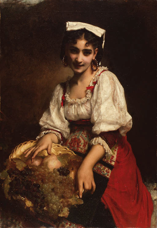 Adolphe Piot (French, 1850-191