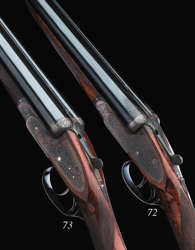 A FINE LIGHTWEIGHT 12-BORE 'IM
