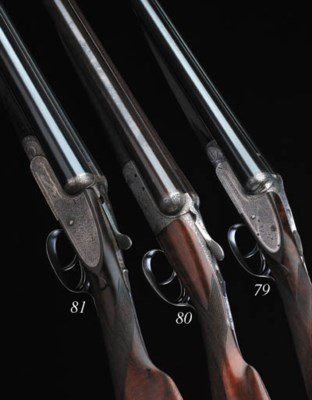 A 12-BORE ROUND-ACTION EJECTOR