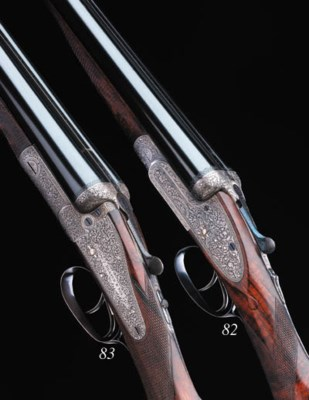 AN EXCEPTIONAL 12-BORE SIDELOC