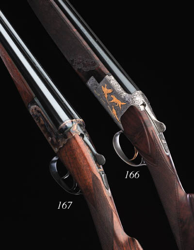 A DE-LUXE BROWNING 20-BORE (2I