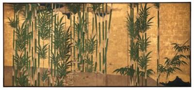 UNKOKU TOJO (1639-1722), EDO P