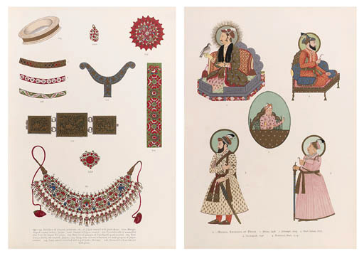 INDIAN JEWELLERY BY THOMAS HOL