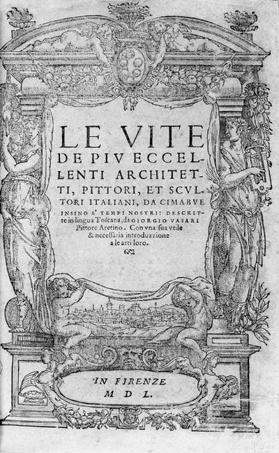 VASARI, Giorgio (1511-1574). L