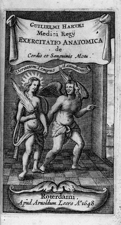 HARVEY, William (1578-1657). E