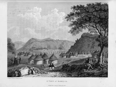 PARK, Mungo (1771-1806). Trave