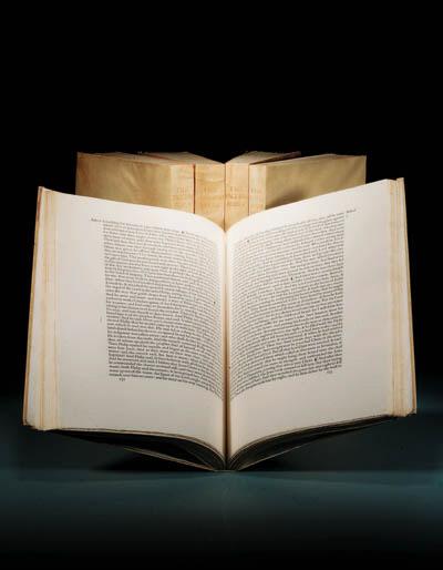 BIBLE, in English. The English