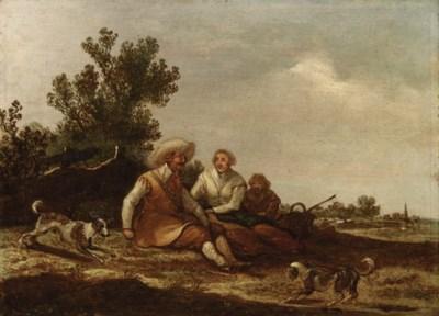 PETER DE NEYN (Leiden 1597-163