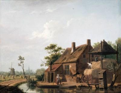 ISAAK OUWATER (Amsterdam 1750-