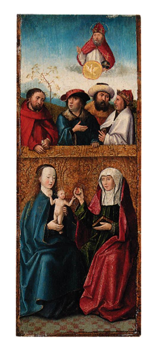 CIRCLE OF BARTHEL BRUYN THE ELDER (Wesel 1493-1555 Cologne)