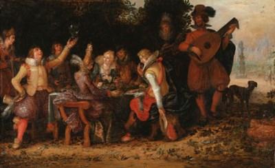 DAVID VINCKBOONS (Malines 1576