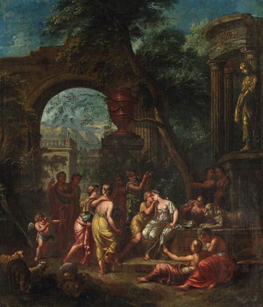 CIRCLE OF GERARD HOET (Zaltbommel 1648-1733 The Hague)
