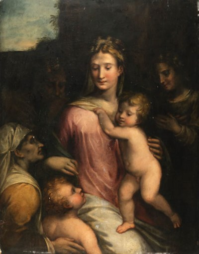 ATTRIBUTED TO GIROLAMO DA TREV
