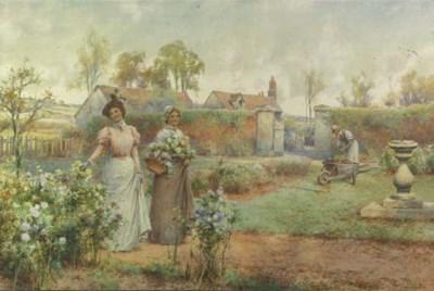 Alfred Augustus Glendening, Ju