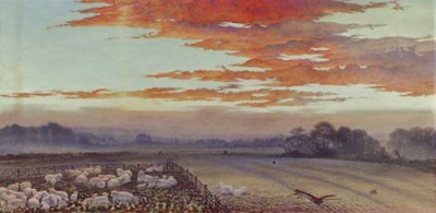 English School, circa 1860