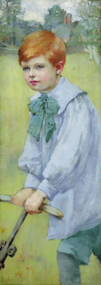 Christabel Annie Cockerell, La