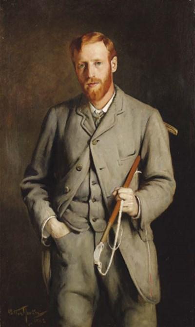 Arthur Hacker R.A. (1858-1919)