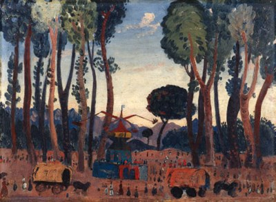James Dickson Innes (1887-1914