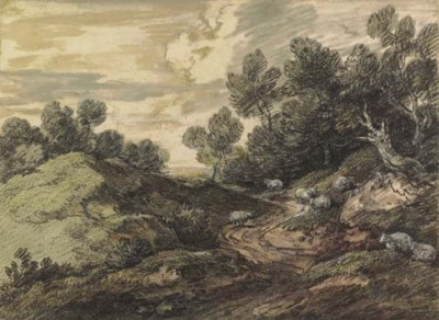 Thomas Gainsborough, R.A. (172