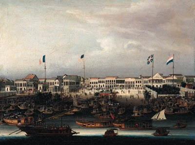 SUNQUA (active 1830-1870)