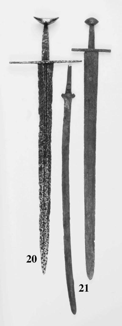 A Rare Medieval Sword