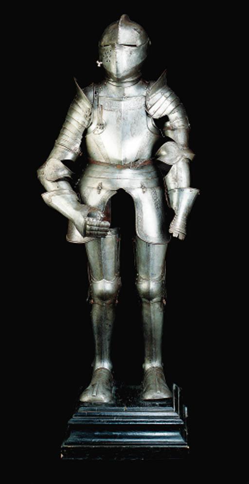 A Composite Armour