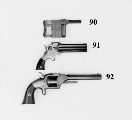 An 8mm. C.F. Gaulois Five-Shot