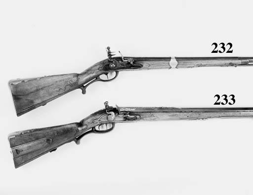 A 28-Bore Austrian Flintlock S