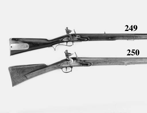 A .700 1796 Pattern Flintlock