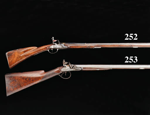 A 15-Bore D.B. Flintlock Sport