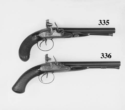 A 25-Bore D.B. Flintlock Carri