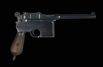A RARE MAUSER 7.63MM 'CONTRACT