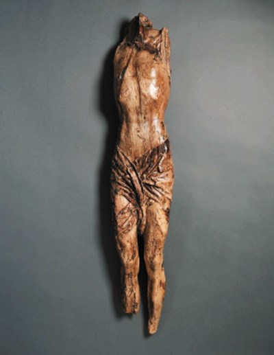 A FRAGMENTARY CARVED WOOD CORP