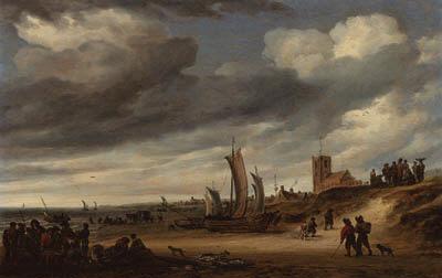 Salomon van Ruysdael (1600/03-