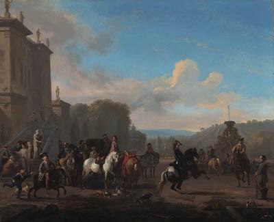 Jan van Huchtenburgh (Haarlem