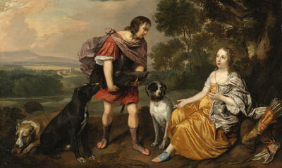 Jan Mytens (The Hague c. 1614-