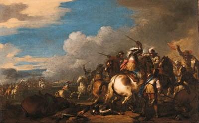 Jacques Courtois, il Borgognon