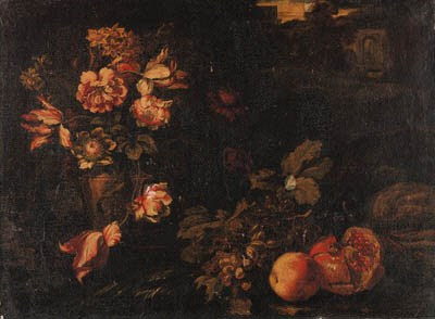 Circle of Abraham Bruegel (Ant